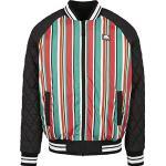 Southpole Herren Stripe College Jacket Jacke, Multicolor, XL