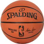 "Spalding Basketball ""NBA Game Ball Replica"", orange, Gr. 7"