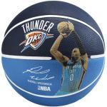 """Spalding Basketball NBA Player Ball Russell Westbrook hell-/dunkelblau 5"""