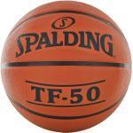 Oranges Spalding Basketball-Zubehör mit Basketball-Motiv