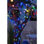 Sparset Solar-Lichterkette Colori Garden (Länge: 10m 2er-Set)