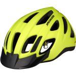 Specialized Centro LED MIPS Urban Fahrradhelm hyper green M/L