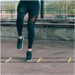 Speed Ladder Koordinationsleiter Schnelligkeitstraining Fußball Training