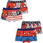 Spiderman Boxershorts 4er Pack Unterhosen (Farbmix 5, Numeric_92)