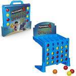 Spiele Kinder – 4 Hasbro Gaming – Leistung 4 Shots – Spiel der Societe, E3578101, mehrfarbig