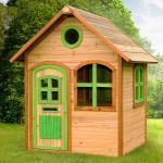 Spielhaus Julia mit halbrunder Tür