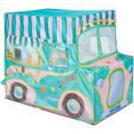 """Spielzelt """"Ice Cream Truck"""" in Bunt - (B)70 x (H)100 x (T)120 cm"""