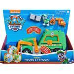 Spin Master Paw Patrol - Rockys Recycling-Truck mit Sammelfigur