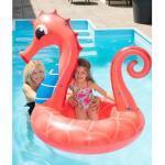 Splash & Fun Schwimmring Seepferd 110x100x125 cm