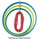 Sport-Tec Aufhängevorrichtung für Gymnastikreifen Wandhalter Wandhalterung Hula-Hoop