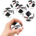 Sport-Thieme Footbags | 5er Set | klein, handlich, leicht zu werfen | Granulatfüllung | Gewicht ca. 75 g | Durchmesser ca. 6 cm | Markenqualität