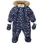STACCATO Strampler »Baby Schneeanzug«, blau