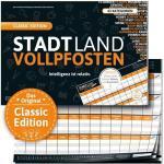 Stadt Land Vollpfosten - Classic