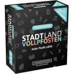 Stadt Land Vollpfosten - Junior (Das Kartenspiel)
