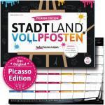 Stadt Land Vollpfosten - Picasso