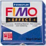 Staedtler Fimo Effect 8020-302 Modelliermasse 57g glitter blau