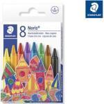 Staedtler Wachsmalkreide Noris Club, Etui mit 8 Farben