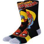 Stance Spider Man Marquee Socken, Gr. 38-42, Herren, schwarz multi