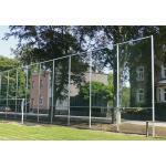 Standpfosten für Ballfangzaun, 120 x 100