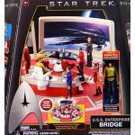 Star Trek USS Enterprise Bridge mit 10cm Figur