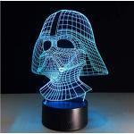 Star Wars Darth Vader 3D Tischlampe Led Nachtlicht 7 Bunte Kinder Beleuchtung Geschenk Baby Nachtlicht Led Neuheit Lichter