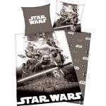 Star Wars Wendebettwäsche »«, mit tollem Wendemotiv, grau