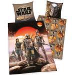 Star Wars Wendebettwäsche - The Madalorian, mit tollem Wars-Motiv bunt Bettwäsche-Sets Bettwäsche, Bettlaken und Betttücher