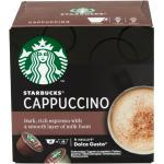 Starbucks® Cappuccino für Dolce Gusto® 120 g