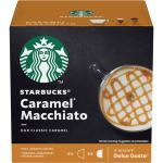 Starbucks Caramel Macchiato By Nescafe Dolce Gusto, Kaffeekapseln