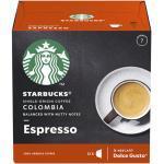 Starbucks® Colombia Espresso für Dolce Gusto® 66 g