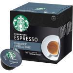 Starbucks Espresso für Dolce Gusto. 12 Kapseln