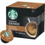 Starbucks Grande House Blend für Dolce Gusto. 12 Kapseln