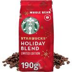 Starbucks Holiday Blend - 190 g. Kaffeebohnen