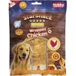 StarSnack Barbecue Wrapped Chicken M ca. 15,0 cm x 40 mm, 3 St., ca. 235 g (GLO689300540)