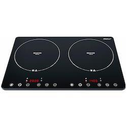 Steba Doppel-Induktionskochplatte IK 650 Slim schwarz Kochplatte Küchenkleingeräte Haushaltsgeräte Kochplatten