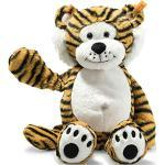 Steiff 66146 Soft Cuddly Friends Toni Tiger, gestreift, 40 cm