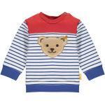 Steiff Kinder-Sweatshirt in Gr. 74, mehrfarbig, junge