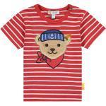 Steiff T-Shirt in rot, Gr. 62,80,74,68,86,56