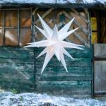 Sterntaler 18-Zacker Outdoor Leuchtstern