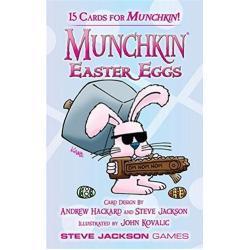 Steve Jackson Games SJG04233 - Munchkin Easter Eggs, Kartenspiel
