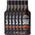 Stones Ginger Joe 6 x 0,33 Liter Flaschen