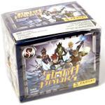 Storm Hawks Sticker - Display mit 50 Päckchen