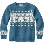 Strickpullover aus reiner Schurwolle, arctic