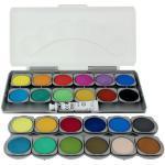 Stylex Malkasten 24 Farben inkl. Deckweiß
