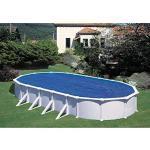 Summer Fun Extra-Solar-Abdeckung oval für Becken 700x350 cm, 230µ