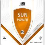 Sunflex Belag Sun Power, 1,8 mm, schwarz