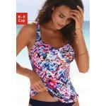 Marineblaue Sunseeker Damentankinis Handwäsche Größe L