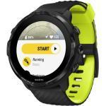 Suunto 7 Sportuhr schwarz/gelb 2021 Armband-Navigatoren