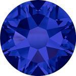 Swarovski 100 Stück 2088 XIRIUS Rose, KEIN Hotfix, Crystal Meridian Blue, SS16 (Ø ca. 4,0 mm), Strasssteine zum Aufkleben