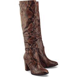Tamaris Trend-Stiefel python Damen